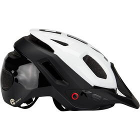 KED Pector ME-1 Helm, black/white